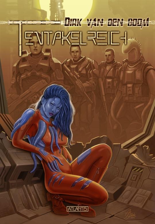 Tentakelreich-Front-Poster